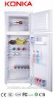 BCD-208 top freezer combi fridge double door refrigerator/fridge CE Rohs R134a/R600a