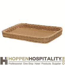 Dishwasher safe plastic food baskets