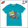 lovely cartoon short sleeve printed boys t shirt from china t shirt factory