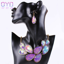 OYD Fashion superstar accessories jewelry necklace