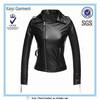 black women PU leather jacket india