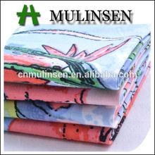 Mulinsen Textile Hot Sales Woven Poplin Turkish Design Cotton Fabric