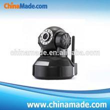 Indoor Dome Wireless IP Night Vision CCTV Surveillance Security Camera 720P Black 3g sim card outdoor wireless 3g ip camera