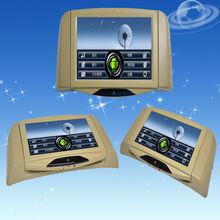 "10.1""lcd monitor car rear seat entertainment rear view mirror monitor"