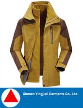 2014 High breathable summit mens ski jacket