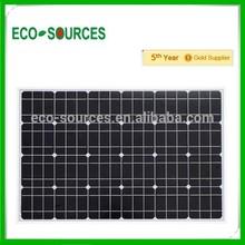 high efficiency monocrystalline solar modules pv panel