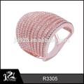 мода стерлингового серебра 925 обручальное кольцо
