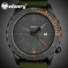 INFANTRY Original Army Men's Date Quartz Wrist Watch