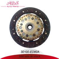 For Nissan Qashqai japanese car parts clutch disc oem:30100-ED80A