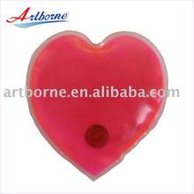 Cute popular useful wholesale comfortable heart shape hand warmer