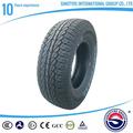 Venta directa de fábrica nuevo neumático de coche hizo en los neumáticos de coche suv hecho en China 265 / 70R16