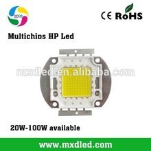 2014 Hotsale Multichips High Power Led 20W/30W50W/70W/100W