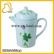 printing Melamine kettle melamine coffee pot melamine water pitcher