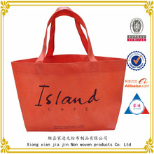 2014 new style non woven material reusable shopping bag