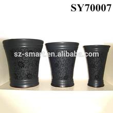 Special handmade decoration ceramic flower vase