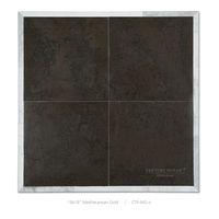 Polished Chocolate Brown Mediterranean Grey Tile Limestone Slab Sale