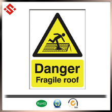 2015 lightweight corflute printable safety signs, can be print safety warning sign