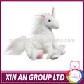 de peluche peluche unicornio lindo caballo suave de la felpa animales de juguete