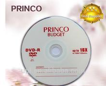princo blank DVD