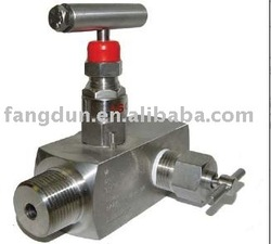 Valve Manifolds(2-way Block and Bleed Valve, Rigid Mount Manifold Valves)