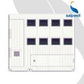 Saip/saipwell novo produto de energia elétrica do medidor da energia da caixa