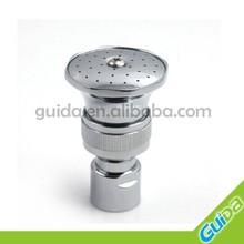 "G1/2"" female thread small face brass rainshower shower head"