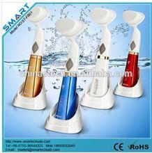 2014 Korean hot selling deep pore cleansing personalized makeup brush set