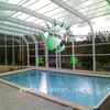 Baoding Xinhai 100% virgin Bayer polycarbonate hollow sheet for swimming pool cover