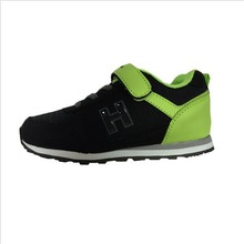 Genuine leather waterproof children sports shoes wrestling shoes, wholesale name brand sports shoes