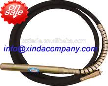 Produzione di macchine di piccole/vibratore tuboin cemento/calcestruzzo vibratore asta/calcestruzzo vibratore albero dia. 45mm