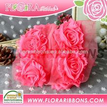 Wholesale shabby flower trims