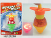 Flashing Spinning Toy , plastic LED Top Toy For Promotion Toy HJ121278