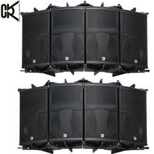 CVR 2015 NEW DESIGN speaker + line array horn+2-way line array system