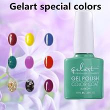 IBN Gelart low price soak off colored uv gel polish
