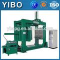 Resina epóxi hidráulico gel máquina de moldagem por máquina gelificação processo de pressão automático