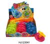 Kids Toys Flashing Peg-top, Plastic LED Spinning Top Toy 12pcs/box