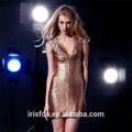 2014 venda quente novo design vestido bandage ocidental italiano sexy vestido de coquetel
