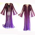 2014 abaya nuevo diseño de vestuario de danza india desgaste de la danza