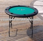 "48"" Round Poker Table(PKT206WH)"