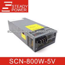 SCN-800W 5V 12V 15V 18V 24V 48V 800 watt industry switching power supply