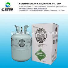 r134a refrigerant cans/cylinders meet EU standard