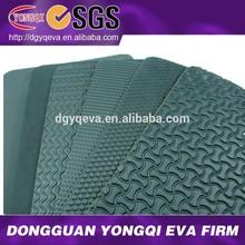 pattern eva shoe material sheet for shoe sole making