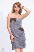 Moda para mujer vestidos vestido de cóctel para mujeres gordas vestidos de coctel elegante