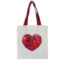 custom canvas tote bag women tote bag