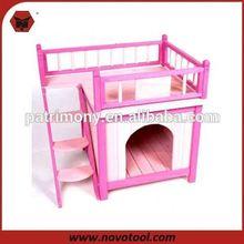 2014 Hot Sale Dog Mansion Inside For Small Dog