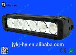 Hot!!11'' 60w led light bar Off Road ATV UTV Truck light auto parts nissan tiida
