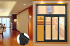 Hot sell new design customize OEM aluminum sliding window