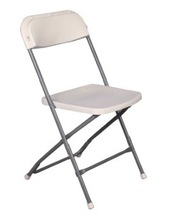 Hot wholesale plastic outdoor folding chair