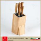Universal Bamboo Kitchen Knife Set