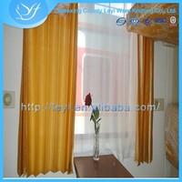 High Qulity Foldable Knit Warped Bus Waterproof Window Curtain